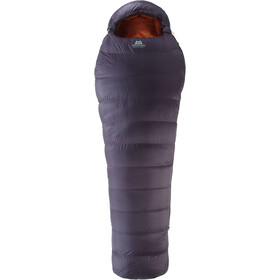 Mountain Equipment Helium 400 Sac de couchage Normal Femme, blackberry